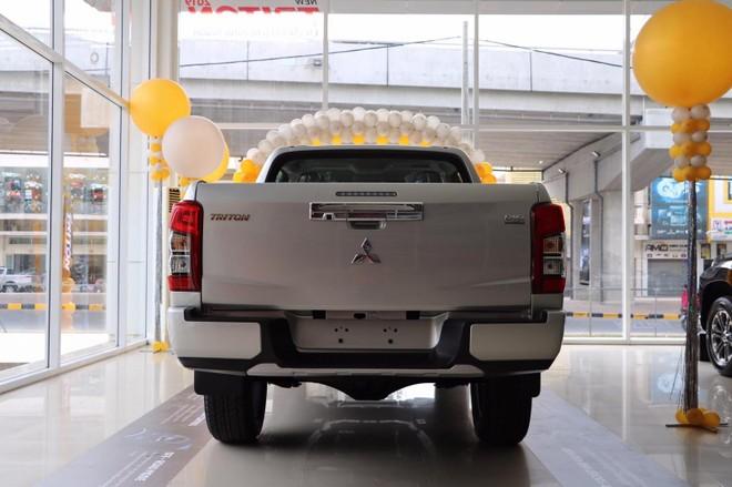 Mitsubishi Triton 2019 về Việt Nam bị cắt khá nhiều trang bị