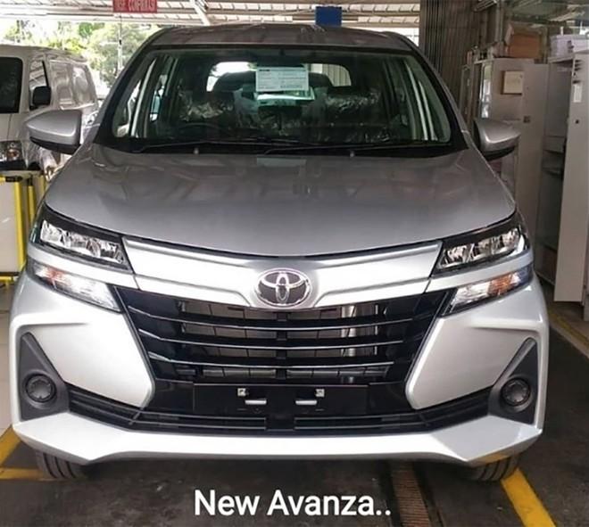 Hình ảnh rò rỉ của Toyota Avanza 2019