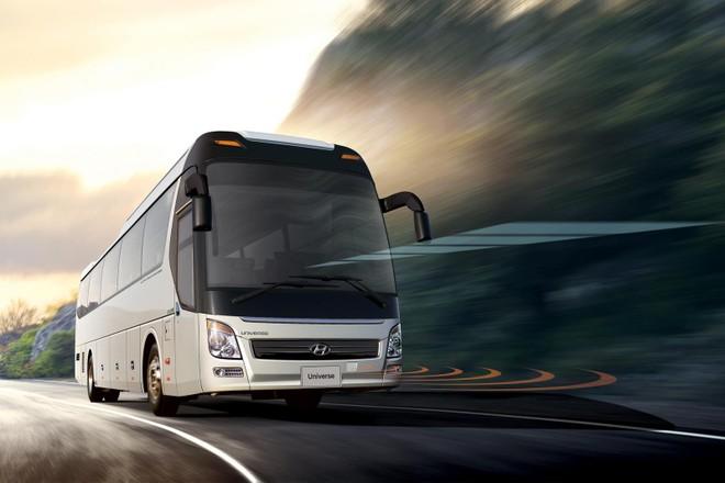Hyundai Universe sẽ có hai phiên bản