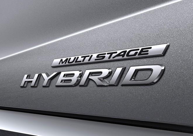 Lexus LS 500h 2019 ứng dụng công nghệ Multi-Stage Hybrid
