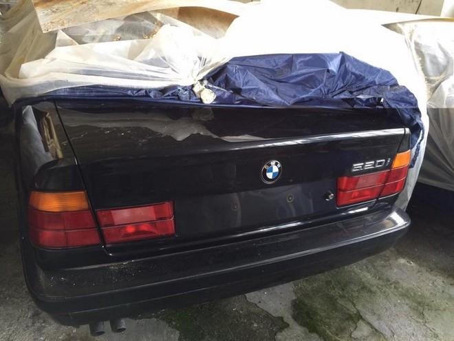 Những chiếc BMW 5-Series thuộc bản 520i và 525i