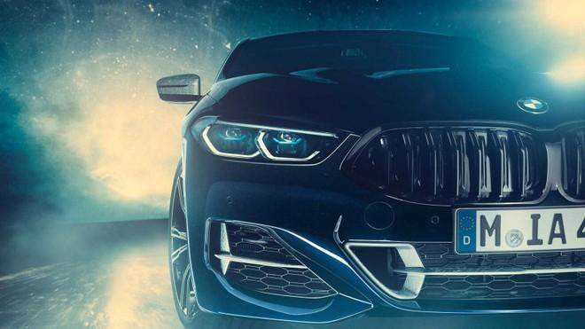 BMW M850i Night Sky chưa được công bố giá