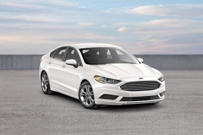 Dù có doanh số đứng thứ 4 trong gia đình Ford nhưng Fusion vẫn bị khai tử tại Mỹ
