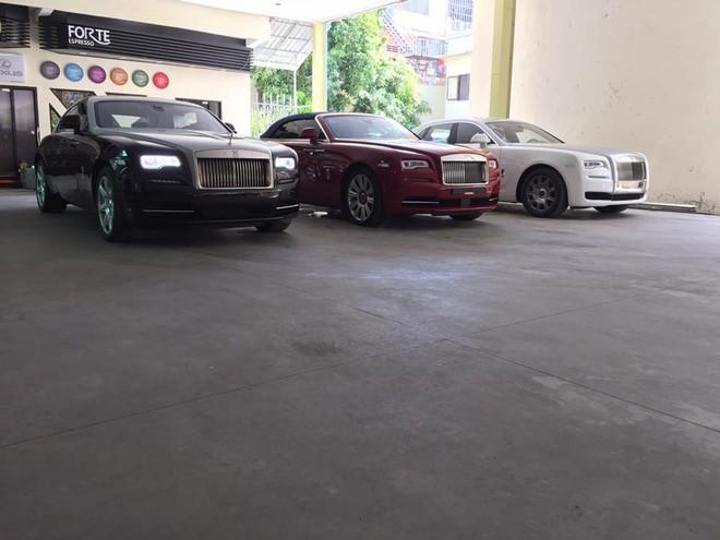 Bộ 3 quyền lực của Rolls-Royce