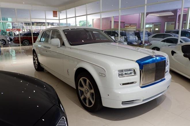Rolls-Royce Phantom Series II thế hệ thứ VII