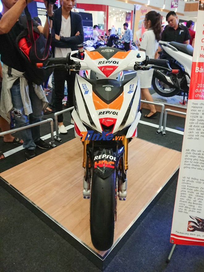 Honda Winner 150 độ khủng của đại lý Head Honda
