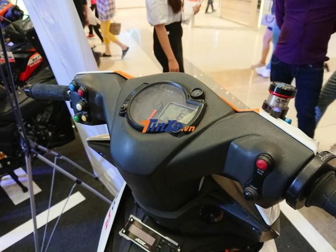 Đồng hồ độ của koso RX2N
