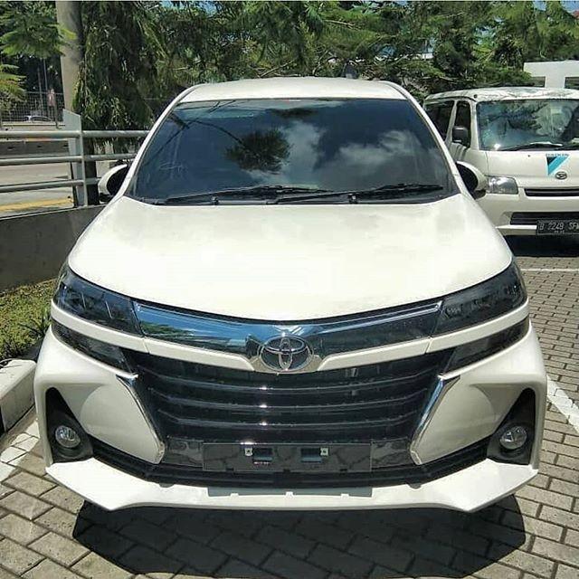 Cận cảnh thiết kế đầu xe độc đáo của Toyota Avanza 2019