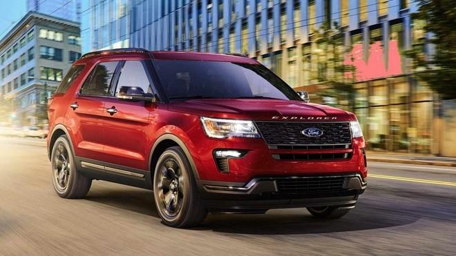 Ford Explorer thế hệ mới sẽ chính thức trình làng trong tuần sau