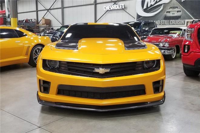 Đây là cơ hội hiếm có cho ai mê chiếc xe Bumblebee trong loạt phim Transformers đình đám