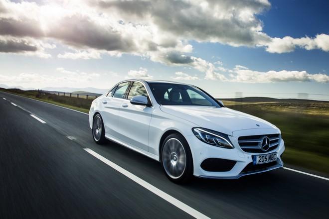 Mercedes-Benz đã thành công giữ vững vị trí ông vua xe sang ở thị trường Mỹ trong năm 2018