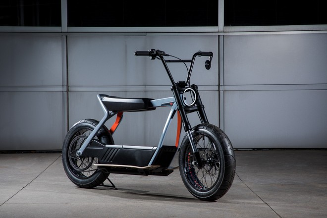 Xe scooter Harley-Davidson