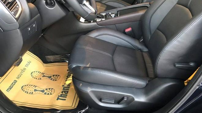 Phiên bản 1.5 của Mazda3 2019 sẽ có thêm ghế chỉnh điện