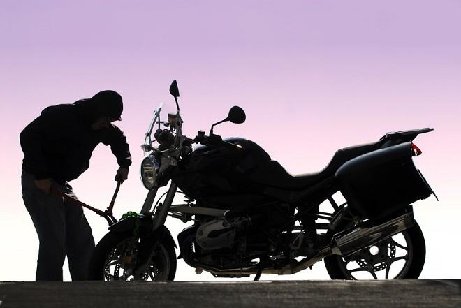 Trộm xe máy thường tăng mạnh vào dịp cuối năm
