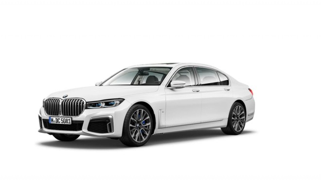 BMW 7-Series 2020 với gói M Sport