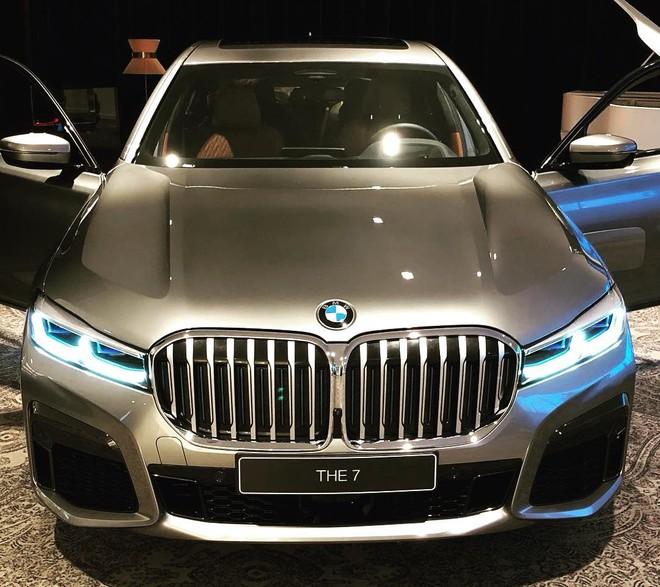 Hình ảnh rò rỉ của BMW 7-Series 2020