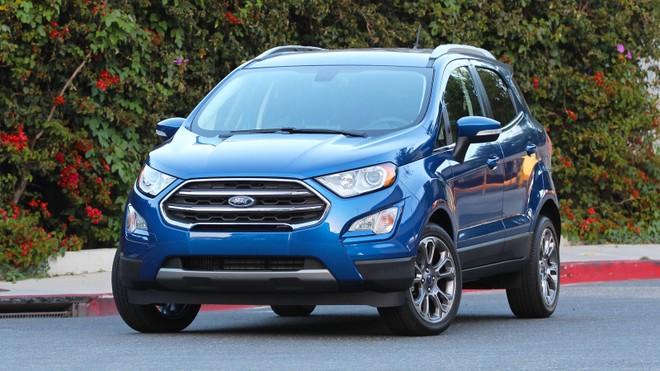 Tuy còn thua kém 1 chút về sức bán với đối thủ song Ford EcoSport vẫn đang có đà tăng trưởng mà Ford Việt Nam mong đợi