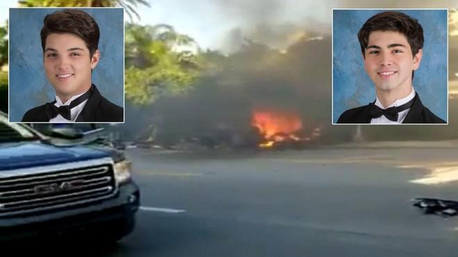 Vụ tai nạn đã cướp đi tính mạng củaBarrett Riley vàEdgar Monserratt
