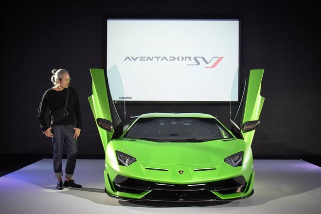 Lamborghini Aventador SVJ có thiết kế hung dữ hơn so với những đàn anh Aventador khác