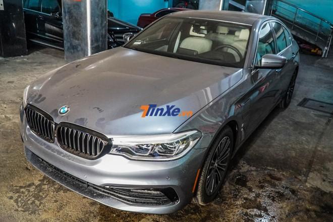 Hiện đơn vị phân phối chính hãng BMW là Thaco vẫn chưa có chiếc BMW 5-Series thế hệ thứ 7 nào nhập về Việt Nam