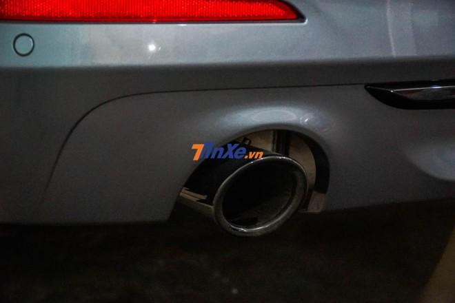 Hệ thống truyền động của xe là động cơ plug-in hybrid, kết hợp giữa máy xăng và mô-tơ điện