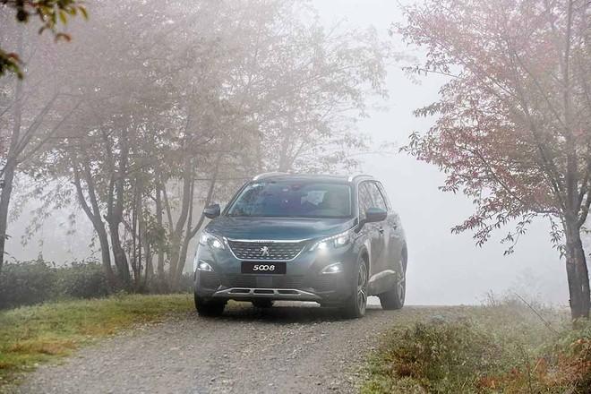 Khách hàng mua xe Peugeot trong tháng 1/2019 sẽ nhận được nhiều ưu đãi.