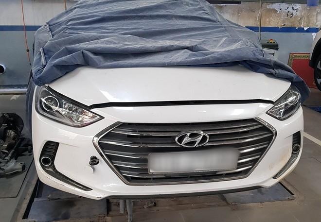 Phía bên Hyundai Ngọc An khẳng định quyết định bảo hành hay không là nằm ở hãng