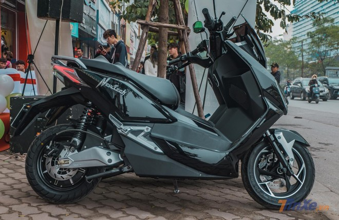 xe máy điện NewTech sẽ là đối thủ mới nhất của Vinfast Klara