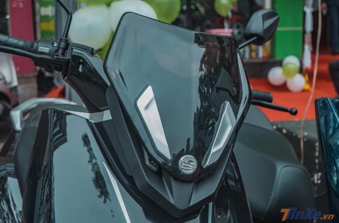 NewTech - chiếc xe máy điện mới của Pega