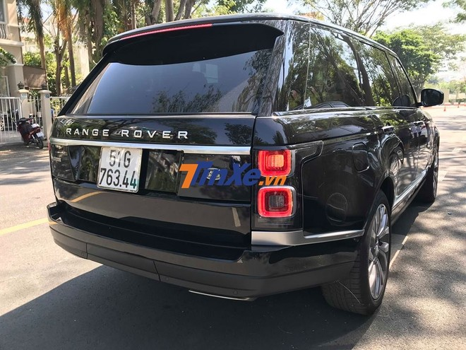 Range Rover Autobiography LWB 2018 chính hãng mới bàn giao cho Minh Nhựa sử dụng động cơ V6, dung tích 3.0 lít