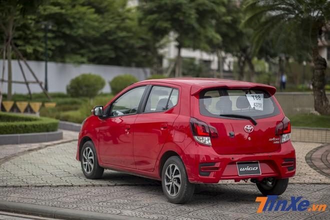 Nguồn cung của Toyota Wigo còn nhiều hạn chế do yếu tố nhập khẩu