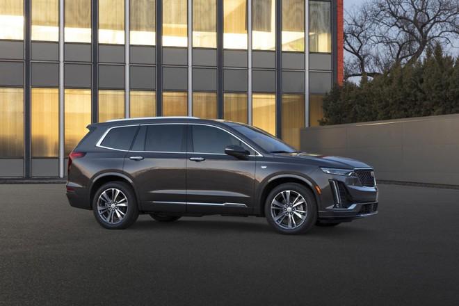 Cadillac XT6 2020 sẽ ra mắt trong triển lãm Ô tô Detroit 2019