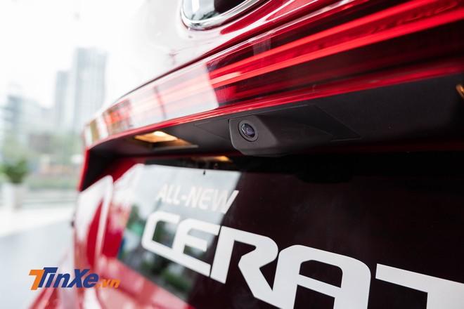 Kia Cerato 2019 lắp ráp trong nước không bị cắt nhiều trang bị so với bản nước ngoài