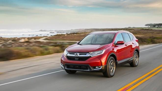 Trong tháng cuối cùng của năm 2018, Honda CR-V đat kết quả bán hàng 790 xe