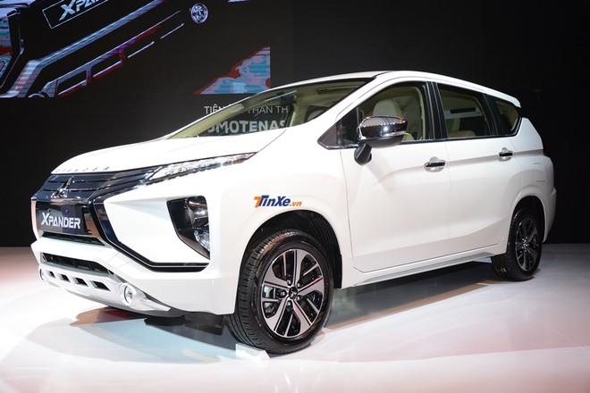 Sang tháng 12/2018, doanh số của Mitsubishi Xpander bất ngờ tăng mạnh
