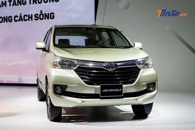 Toyota Avanza không bán chạy như kỳ vọng