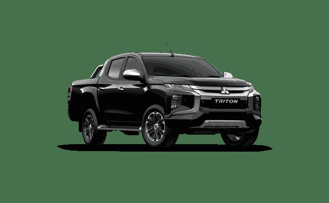 Mitsubishi Triton 2019 màu đen