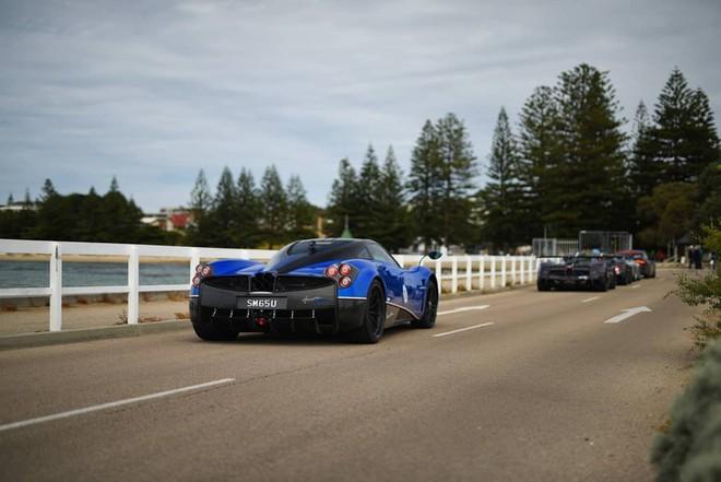 Pagani Huayra Coupe SM Edition cần thời gian 2,8 giây để có thể tăng tốc 0-100 km/h