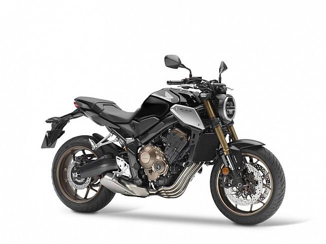 Honda CB650R 2019 mang thiết kế hoài cổ