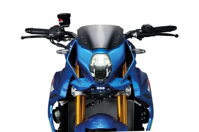Đèn pha Suzuki Virus 1000R