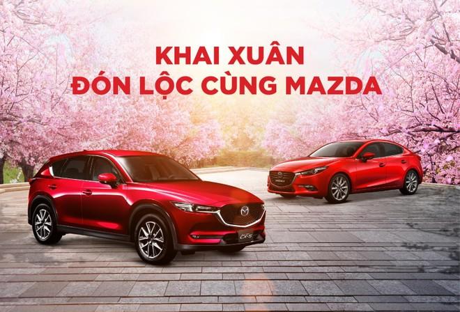 Trong tháng 2/2019, Mazda Việt Nam ưu đãi giảm giá các dòng xe cao nhất tới 30 triệu đồng