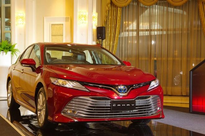 Toyota Việt Nam vẫn đang cân nhắc nhập khẩu hay tiếp tục lắp ráp Camry 2019 trong nước