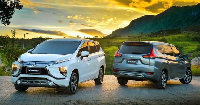 Tháng 1/2019, Mitsubishi Xpander bán được 1.295 xe, tăng trưởng gấp 3 lần so với kết quả của tháng trước đó