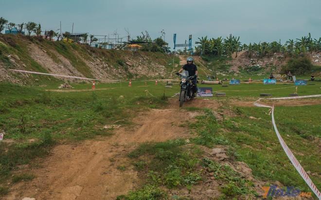 Các bài trải nghiệm tại đường track khá đa dạng với các dốc liên tục, các khúc cua gấp