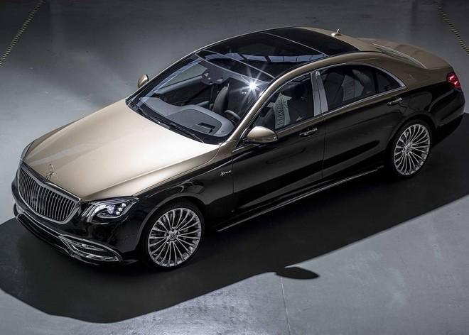 Chiếc Mercedes-Benz S-Class khiến nhiều người lầm tưởng là Mercedes-Maybach S-Class