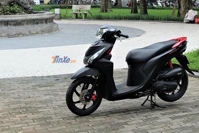 Honda Vision đang là xe máy bán chạy nhất của Honda Việt Nam