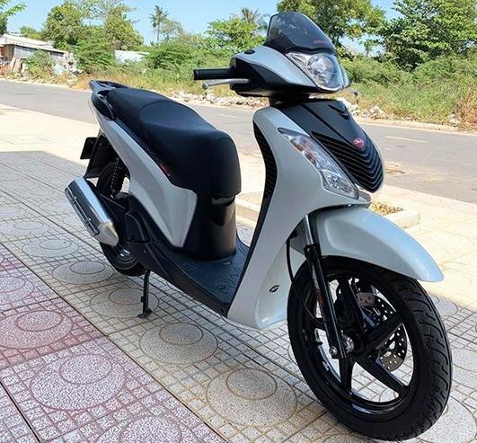 Honda SH 150i nhập Ý có biển số ngũ quý 9a