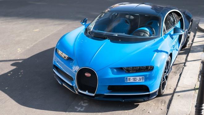 Bugatti Chiron Sport có giá lên đến 3.26 triệu đô la tại Mỹ