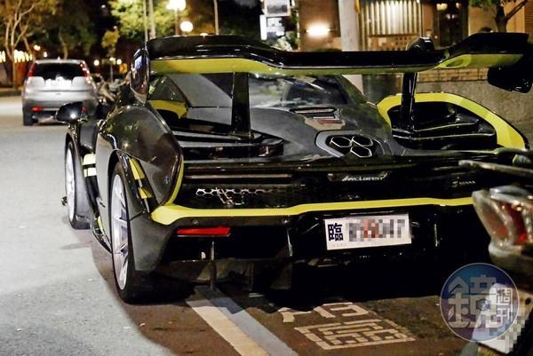 Siêu xe triệu đô McLaren Senna của Lâm Chí Dĩnh có giá bán gần 2 triệu đô la tại Đài Loan