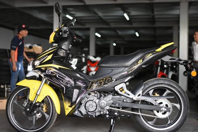 Benelli RFS150i tại Việt Nam